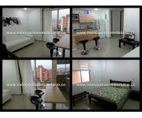 Alquiler de apartamento amoblado en laureles cod. 1203