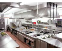 Restaurantes - mantenimiento preventivo