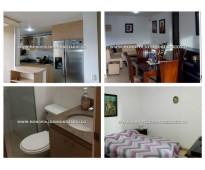 Apartamento en venta - vegas de san jose sabaneta *&%$ cod: 14618 *&%$