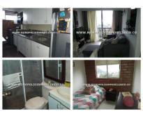 Apartamento en venta - sector vegas del parque, itagüi *&%$ cod: 15968 *&%$
