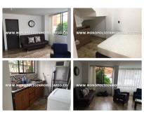 Apartamento amoblado en medellin sector lorena cod. 6216