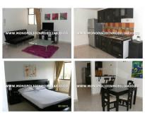 Apartamento amoblado en medellin – lorena   cod. 6215