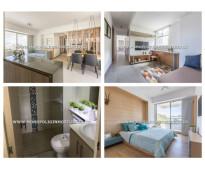 Apartamento en venta - sector cabañas, bello %#&*/.- cod: 16168 %#&*/.-