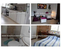Apartamento amoblado en renta - vegas de la doctora sabaneta cod: 9827