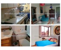 Apartamento amoblado para rentar en medellin sector el poblado cod: 9141