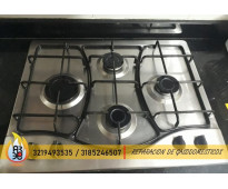 Servicio técnico de estufas en bogota
