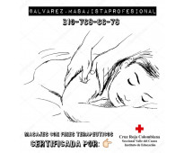 Servicio de masajes terapeuticos espalda - dolores cronicos