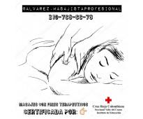 Servicio a domicilios de masajes con camilla