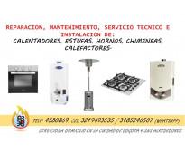 Repuestos para estufas, reparacion y mantenimiento 3219493535