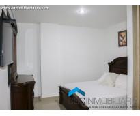 Código ap123(sabaneta) apartamento amoblado en alquiler