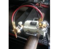 Cortadora y biseladora de tubos magnética automática cg2-11c llama de oxicorte