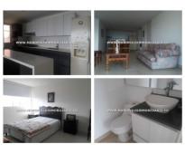 Apartamento amoblado en alquiler - envigado cod: 14867