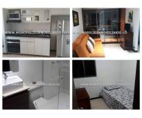 Apartamento amoblado en alquiler - belen  cod: 14781