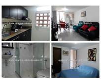 Apartamento amoblado en renta - mayorca sabaneta cod: 11809