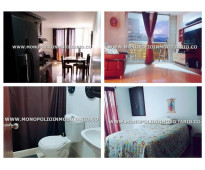 Apartaestudio en alquiler - mayorca sabaneta cod: 11577