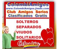 ⭐ gratis, colombiamigos, club de amigos serios, agencia matrimonial, contactos,...