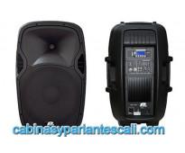 Cabina  activa tr15a-ii pa pro audio de 15 pulgadas en cali