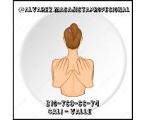 Servicio de masajes para mujeres en cali