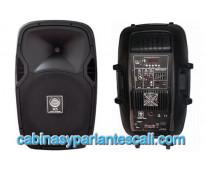 Parlante activo tr15a-ii pa pro audio ms 4000 de 15 pulgadas  en cali