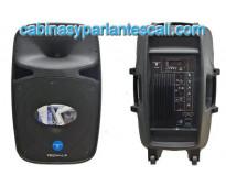 Parlante bluetooth tech-la tdj-3500bt 300 vatios en cali