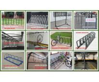 Cicloparqueaderos - bici estacionamientos