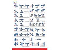 Estructuras para invernaderos desarmables