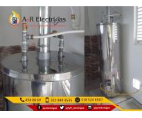 Servicio tecnico de calentadores en acero inoxidable 3219493535