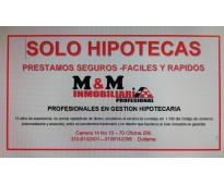HIPOTECAS EN DUITAMA