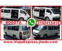 ⭐ viaje expreso, transporte 16 pasajeros, alquiler vans, van, con conductor, des...