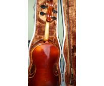Vento hermoso violin anton schroetter 4/4 , 1982, germany, modelo 801