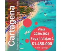 Oferta turistica a cartagena