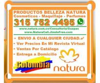 ⭐ CONSULTORA GUAPAS DE NATURA, Productos Belleza, Cosmeticos, Maquillaje, Perfum...