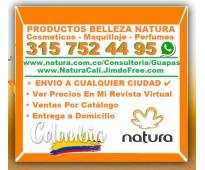 ⭐ maquillaje natura, bases, corrector, pinceles, lápices, delineador, pestañina,...