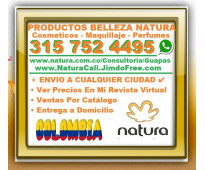 ⭐ perfumes natura, colonias, desodorante, spray, aguas, fragancia, frescor, valv...