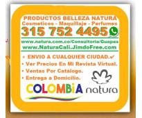 ⭐ productos rostro natura, bloqueador solar, espuma de afeitar, gel post afeitad...