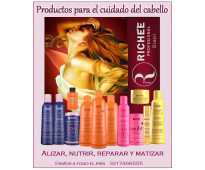 Rchée profesional productos para el cabello