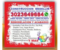 ⭐ Instalador Cielo Raso En Pvc, DryWall, Panel Yeso, Super Board, Medellin, MAES...
