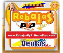 ⭐ REBAJAS PYP, Ventas Y Servicios, Carros Comidas, Camandulas, Muebles Oficina,...
