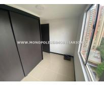 Apartamento en venta - sector loma de los bernal, belen cod: 23276