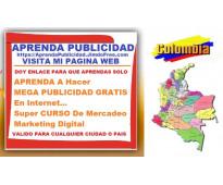 ⭐ curso, aprende a hacer mega publicidad gratis en internet, marketing digital,...