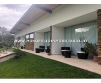 CASA FINCA EN ARRENDAMIENTO - SECTOR SAN ANTONIO DE PEREIRA, RIONEGRO COD: 21090