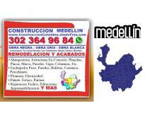 ⭐ maestro de obra medellin, oficial construccion, albañil, pintor, plomero, elec...