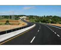 Construccion de autopistas,constructora de autopistas