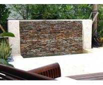 Fabricacion de muros llorones,muros de agua