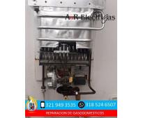 Servicio tecnico y reparacion de gasodomesticos 3219493535