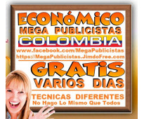 ⭐ gratis, mega publicistas monteria, super publicista, ultra agencia publicidad,...