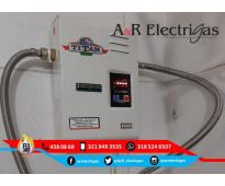 Servicio tecnico y reparacion de calentadores titan