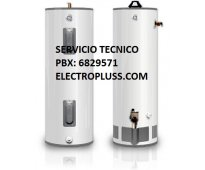 Reparación de calentadores a gas y eléctricos
