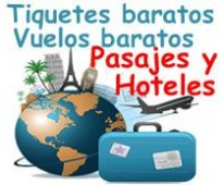 Tiquetes baratos vuelos baratos hoteles baratos renta de autos baratos