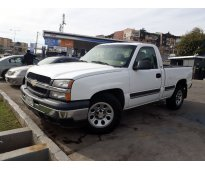 Camioneta silverado año 2005